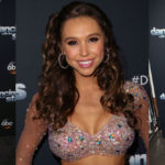 Alexis Ren - at 'Dancing With The Stars' in L.A.