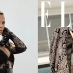 Charlize Theron - Elle Magazine