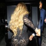 Mariah Carey – at Craig's Restaurant in West Hollywood