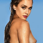 Jessica Alba Shows Off Her Post-Pregnancy Nude Tits And Ass and other Daily Links
