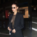 Bella Hadid – candids in NYC