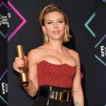 Scarlett Johansson – People's Choice Awards 2018 in Santa Monica