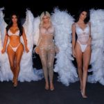 Kardashians as Victoria's Secret Angels
