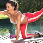 Brooke Burke - photoshoot for the Brooke Burke Body App