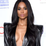 Ciara Pokies and Cleavage in a Leather Outfit and other Daily Links