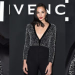 Gal Gadot – Givenchy show during Paris Fashion Week
