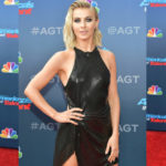 "Julianne Hough pokies – NBC's ""America's Got Talent"" Season 14 Kick-Off in Pasadena"