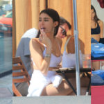 Madison Beer – sexy candids in West Hollywood