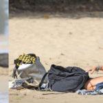 Stephanie Pratt - bikini candids at the beach in Hawaii