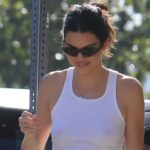 Kendall Jenner Going to Lunch in a See Through Top and other Daily Links