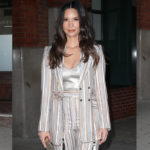Olivia Munn - outside The Greenwich Hotel in NYC