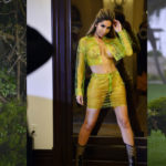 Farrah Abraham – nude photoshoot candids with fashion label PrettyLittleThing in L.A.
