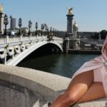 Erica Pelosini Nip Slip in Paris and other Daily Links