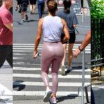 Jennifer Lopez - sexy candids in New York City