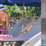 Britney Spears - bikini candids at a beach in Hawaii