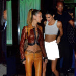 Kendall Jenner and Bella Hadid - sexy candids in New York