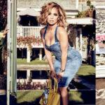Jennifer Lopez - Guess Spring/Summer 2020 Campaign