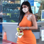 Kylie Jenner - sexy candids in Bel Air